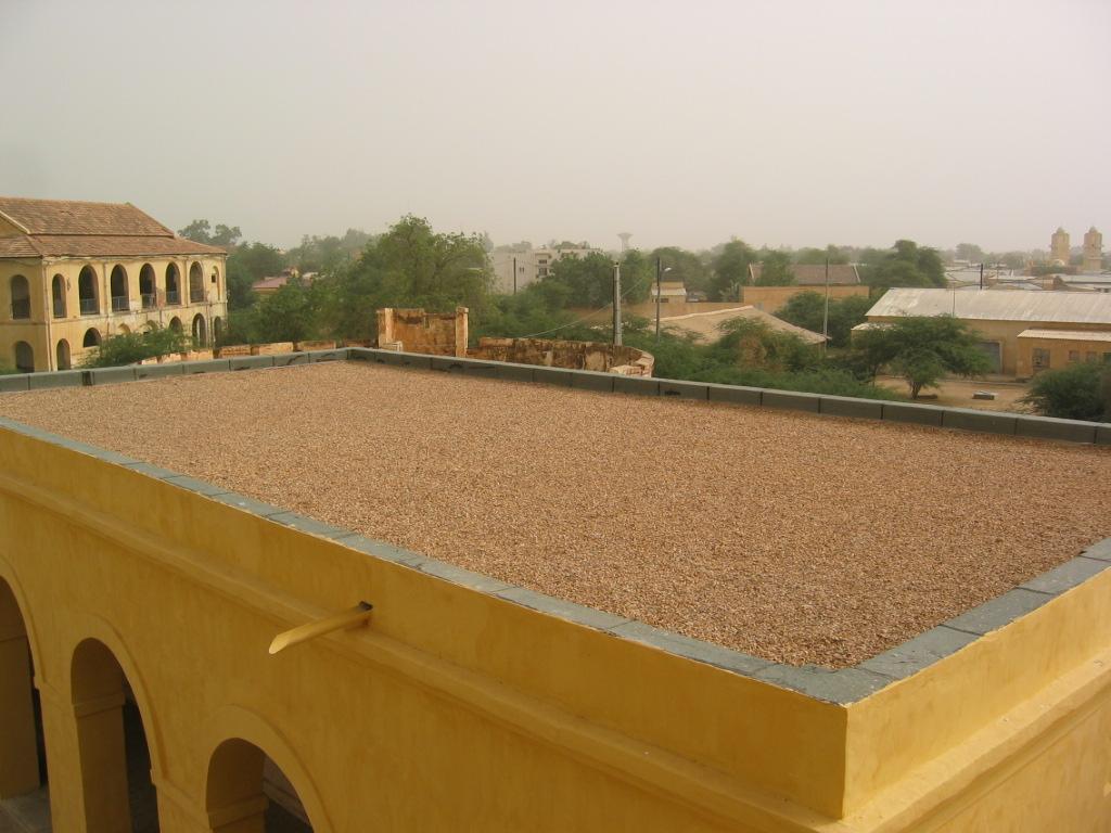 7 – Bâtiment 2 – Terrasse