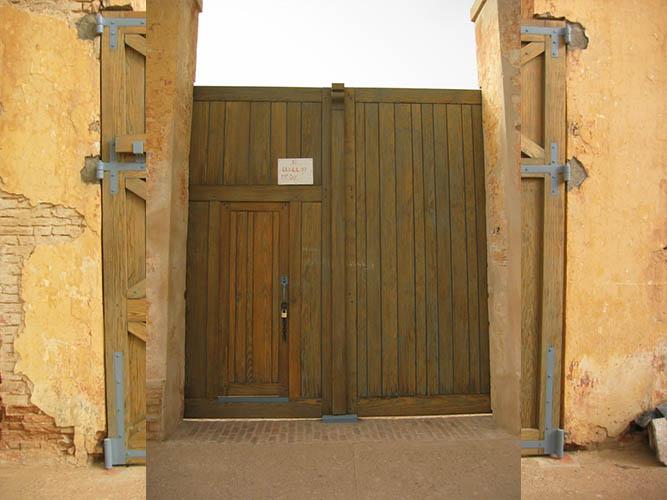 7 – Portail – Intérieur