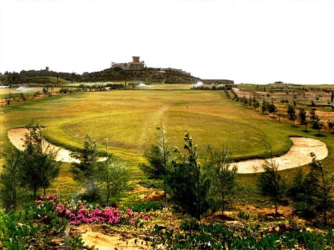 GOLF 9 TROUS KING FAHD PALACE 1