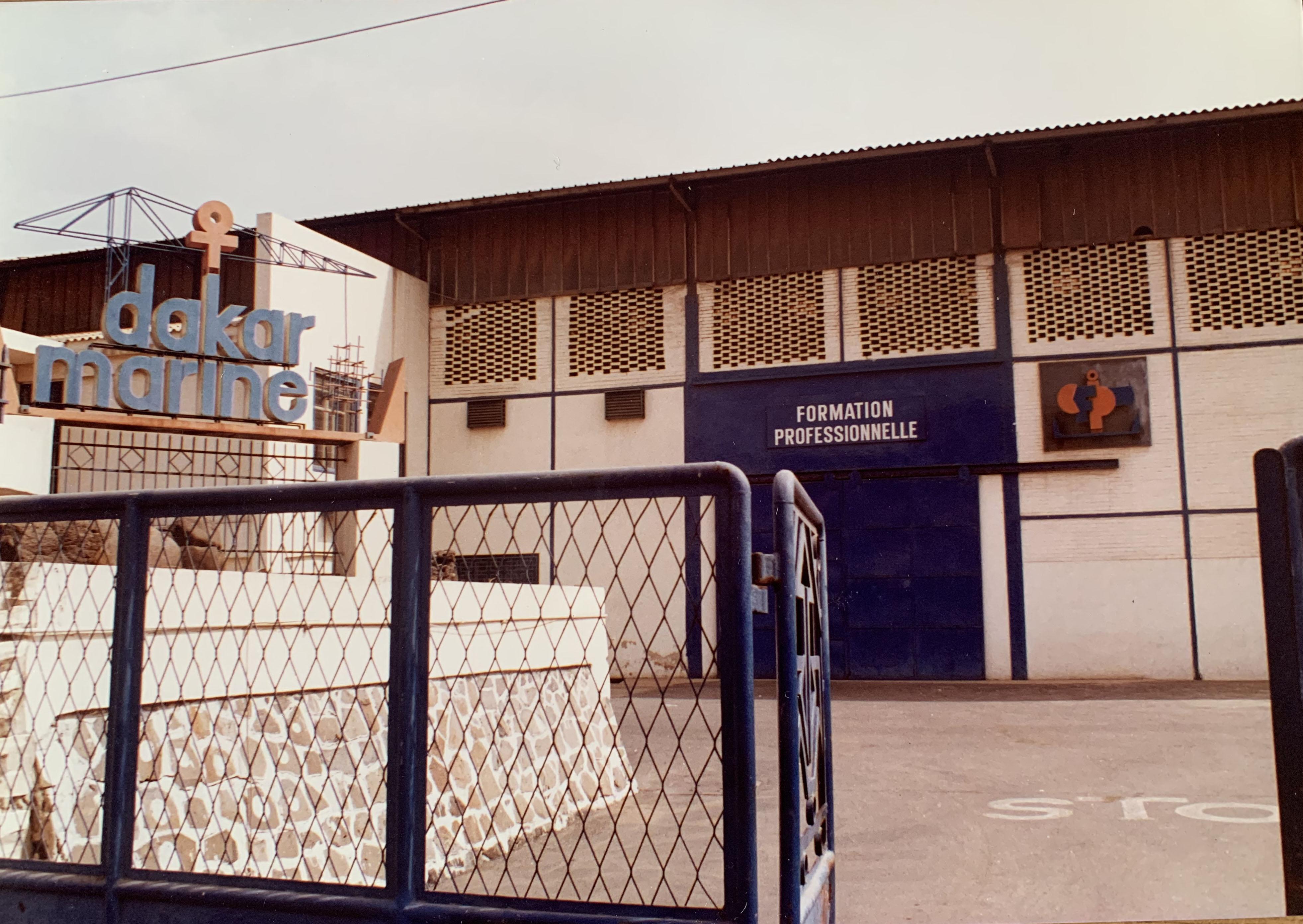 CENTRE DE FORMATION TECH PRO DAKAR MARINE