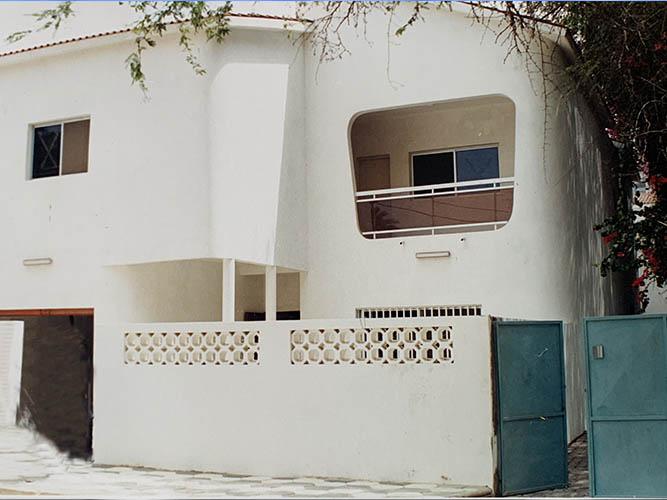 LOGEMENT DE FONCTION DE L'ETAT 19,Rue Joffre – Dakar