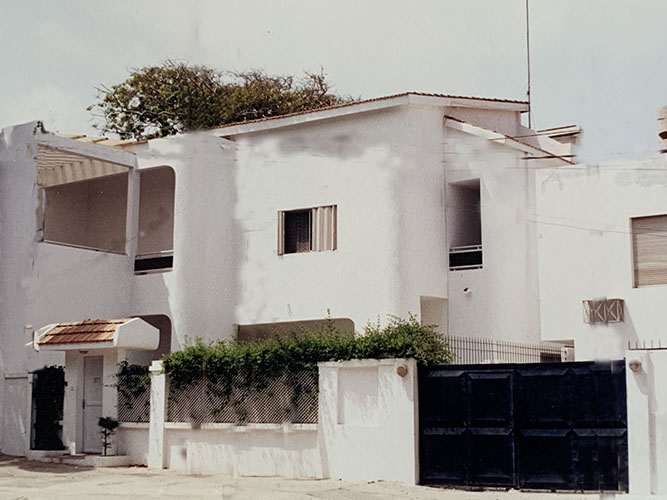 LOGEMENT DE FONCTION DE L'ETAT 2000
