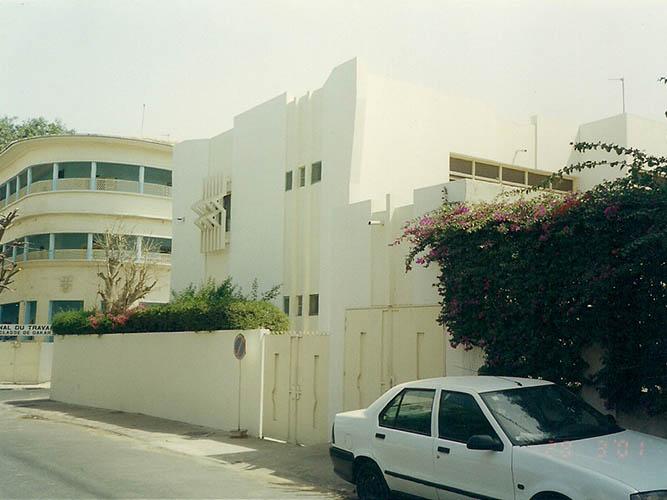 LOGEMENT DE FONCTION ETAT_Angle Rue J. Gomis x Rue Place 18- Dakar